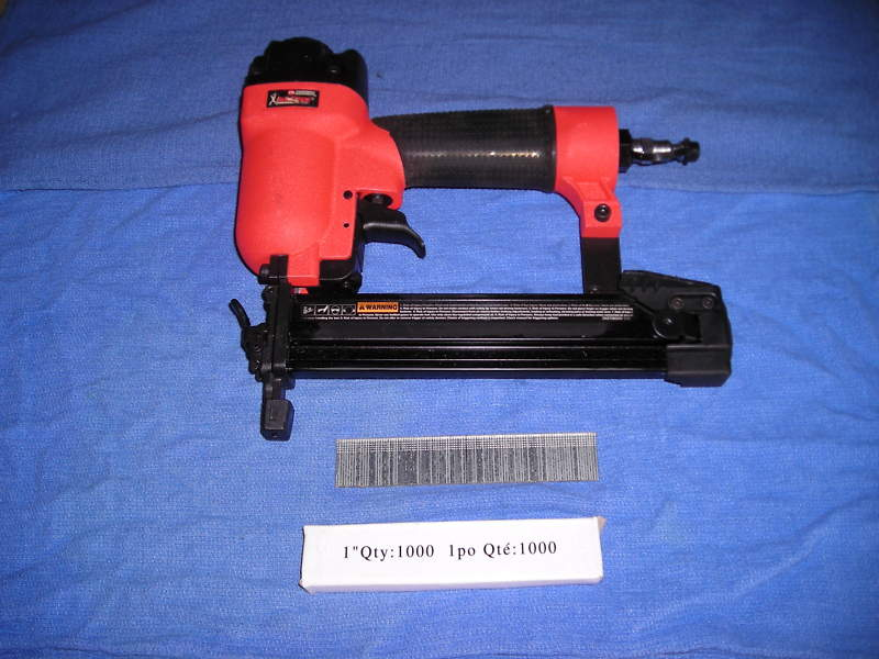 Iron Force Brad Nail Gun